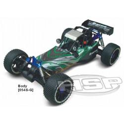 Coche RC Bajer 1/5 4WD HSP 30C.C. R.T.R.Verde