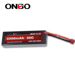 Batería Lipo 11.1v 3300mAh 35C 3S Coche