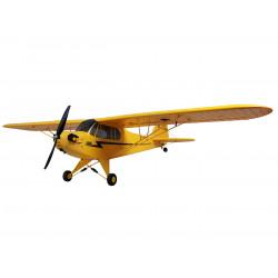 Avión Piper Cub J3 Cub PNP 2.4GHz Amarilla