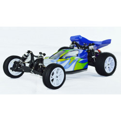 Coche RC Bullet 1/10 2WD Brushless 7.4 Lipo 2.4Ghz