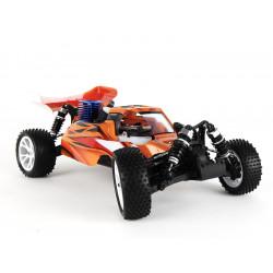 Coche RC Spirit N2 1/10 Nitro Motor 18 2vel.Naranja