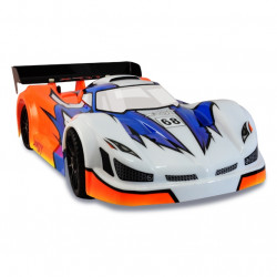 COCHE RC COMPETICIÓN X3 GT ECO HONG NOR 1/8 EN KIT