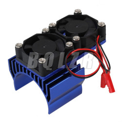 VENTILADOR LATERAL DOBLE MOTOR 540/550 30X30MM