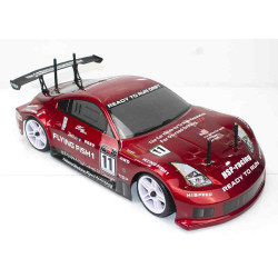 COCHE RC XEME HSP TOURING SKYLINE EP 4WD 2.4GHZ