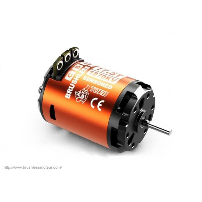 Motor Brushless Skyrc 17 5t 1870kv Con Sensor
