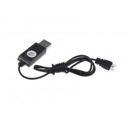CARGADOR LIPOS 3.7V A PUERTO USB