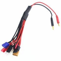 CABLE CARGA MULTICONECTOR (8 OPCIONES)