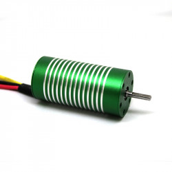 MOTOR BRUSHLESS 2040 ESCALA 1/16-1/18 168W 4500KV
