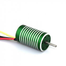 MOTOR BRUSHLESS 2440 ESCALA 1/16 260W 6250KV