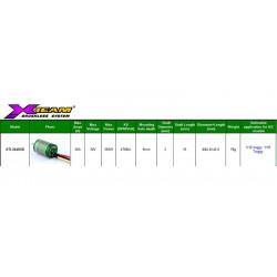 MOTOR BRUSHLESS 2445 ESCALA 1/12-1/16 350W 4700KV