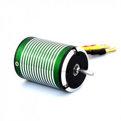 MOTOR BRUSHLESS 3650 ESCALA 1/10 1300W 4550KV