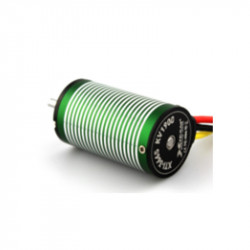 MOTOR BRUSHLESS 3665 ESCALA 1/9-1/8 2000W 2100KV