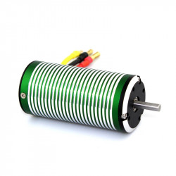 MOTOR BRUSHLESS 3674 ESCALA 1/8 2400W 2650KV