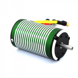 MOTOR BRUSHLESS 4068 ESCALA 1/8 2000W 2100KV 110A
