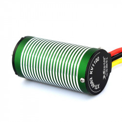 MOTOR BRUSHLESS 4082 ESCALA 1/5-1/8 3500W 1600KV