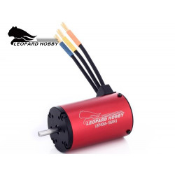 MOTOR BRUSHLESS LEOPAD 4P 4065 2000W 2450KV EJE5MM