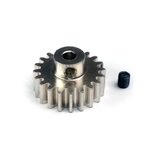 PIÑON MOTOR 32 PITCH 17T ALU7075 EJE 3.17MM