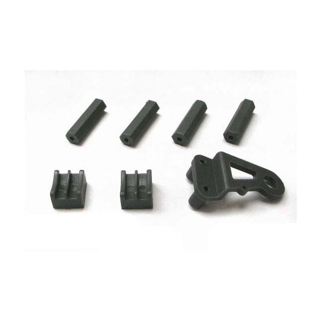 Partes plástico varias Bazooka 1/8 HSP