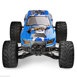 COCHE RC BIG FOOT 4X4 1/12 C/MOTOR540+LIPO 45KM/H