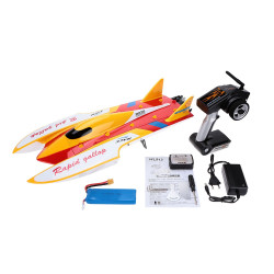 WLTOYS L913 LANCHA RC BRUSHLESS 62CM LIPO 11.1V SUPER SPEED