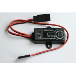 INTERRUPTOR ELECTRÓNICO CON LED 5-10V LIPO/NIMH