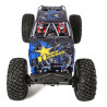 COCHE RC ROCK HAMMER PRO BRUSHLESS+LIPO+60A RTR AZUL