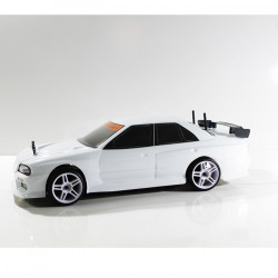 COCHE RC XEME BRUSHLESS+11.1LIPO+100A ESC CON LUCES LED (BLANCO)