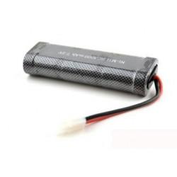 Batería RC 7.2Vol 2000mAh Ni-MH Recargable