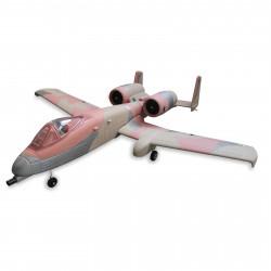 Avión RC A-10 Thunderbolt PNP Camuflaje Desierto Dynam