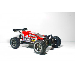 COCHE RC SUPER CAR 4X4 1/12 C/MOTOR540+LIPO 45KM/H