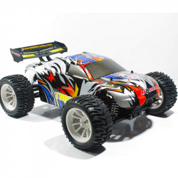 COCHE TRUGGY BRUSHLESS 3661 80A 4X4 LIPO 11.1V RTR