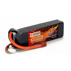 HSP Brontosaurus Lipo Brushless 2,4Ghz TOP HAM Amarillo