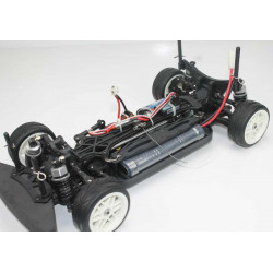 Coche X-Ranger RC Touring 4WD R.T.R. 2.4Ghz 101Y