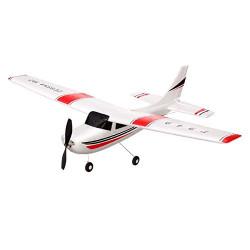 WLToys - Avión RC Mini Cessna 3 Canales WLToys R.T.F.2.4GHZ - WLTF949