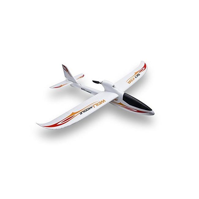 b52af5156b WLToys - Avión Planeador RC SKY-King F959 3Canales 2.4Ghz RTF - WLTF959