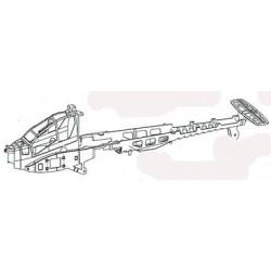 Chasis principal Helicóptero RC APACHE 4CH