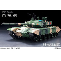 Heng Long - Tanque RC ZTZ 99A MBT escala 1/16 - HNL3899A-1