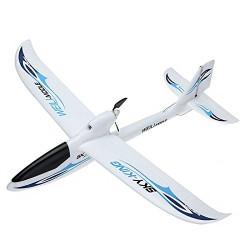 WLToys - Avión Planeador RC SKY-King F959 3Canales 2.4Ghz RTF azul - WLTF959