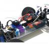 COCHE BRUSHLESS VRX-1E TRUGGY 1/8 MOTOR 3674 ESC 120 AMPERIOS + 14,8V LIPO RTR AZUL