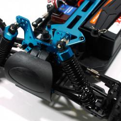 Coche XSTR HSP Buggy 1:10 2,4Ghz Blanco y Verde
