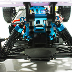 Coche XSTR HSP Buggy 1:10 2,4Ghz Azul y Plata