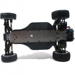 Coche RC Bullet EBD escala 1/10 2WD R.T.R. Verde