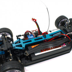 Xeme HSP Touring GT3 EP 4WD 2.4GHZ