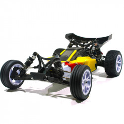 COCHE RC BULLET VRX 2WD BRUSHLESS COMPLETO BL-R-A-N