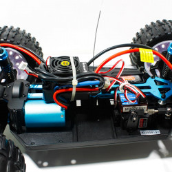 HSP Brontosaurus Lipo Brushless HSP 2,4Ghz TOP HAM Amarillo