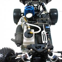 Coche RC Spirit N2 1/10 Nitro Motor 18 2 velocidades VRX 1007 BUGGY RTR