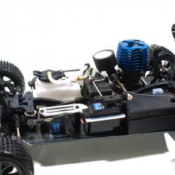 Coche RC Spirit N2 1/10 Nitro Motor 18 2vel.Azul
