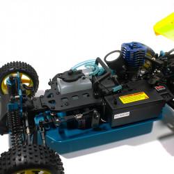 Warhead (Atomic) HSP Buggy 1/10 4wd (2,4GHZ) Blanco y Azul
