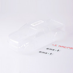 CARROCERÍA TRANSPARENTE BIGFOOT 1/14 LC RACING L6063
