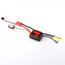 VARIADOR BRUSHLESS HOBBYWING 35 AMPERIOS WATERPROOF LC RACING L6148
